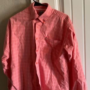 Cinch Button Down